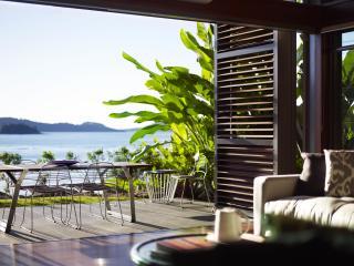 Yacht Club Villa Balcony
