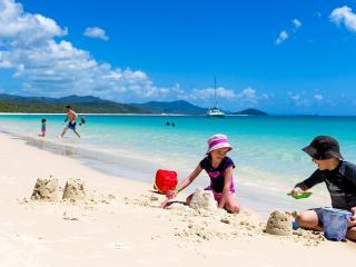 Whitsundays Ranks in Top 10 for School Holidays