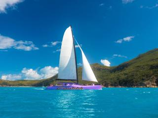 Whitehaven Beach Camira Sailing Adventure