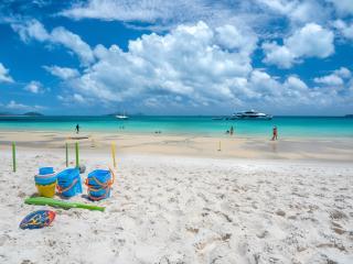 Whitsunday Island & Whitehaven Beach Half Day Cruise