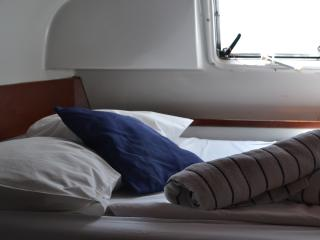 Whitsunday Adventurer - Interior Double Cabin