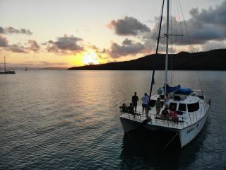 Whitsunday Adventurer - Sunset