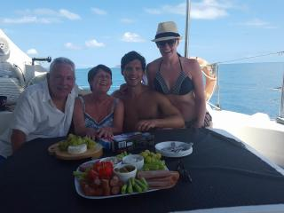 Whitsunday Blue - Family Afternoon Snacks