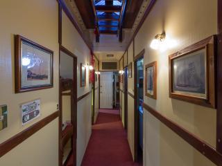 Solway Lass - Interior