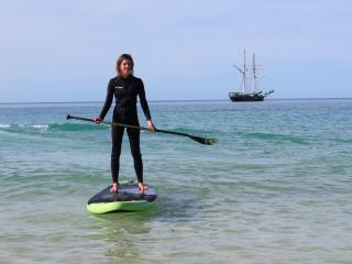 Solway Lass - Paddle Boarding