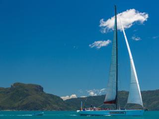 Boomerang - Sailing Blue Skies