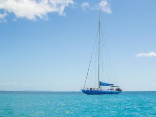 Southern Cross - At Anchor