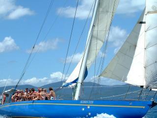 Southern Cross - Sailing