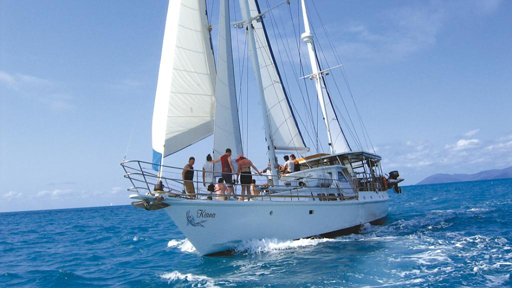 Kiana - Whitsunday Island sailing cruise - 3 days & 2 nights