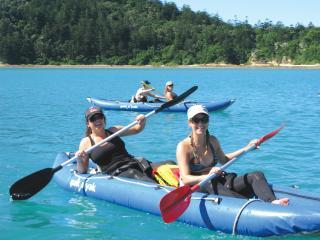 Summertime - Kayaking